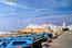 le Port d`Essaouira avec mouettes (maroc)